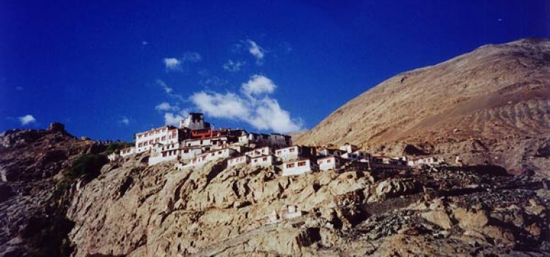 Famous Monasteries in Leh