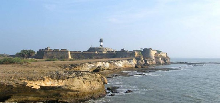Diu Fort, Daman and Diu