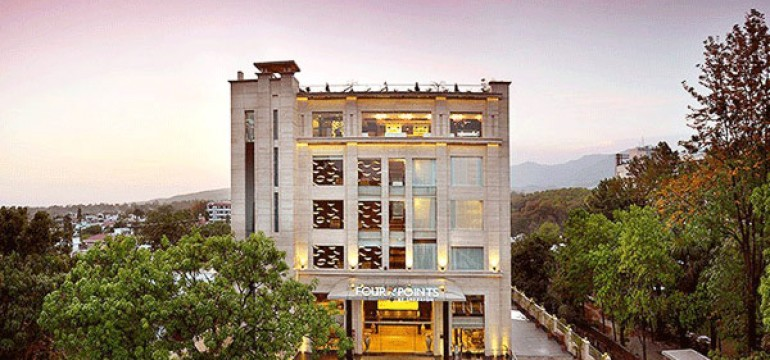 Top Luxurious Hotels in Dehradun