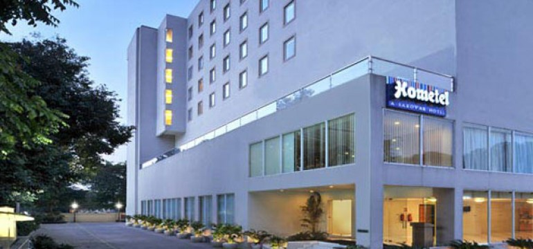 Famous Luxurious Hotels in Chandigarh