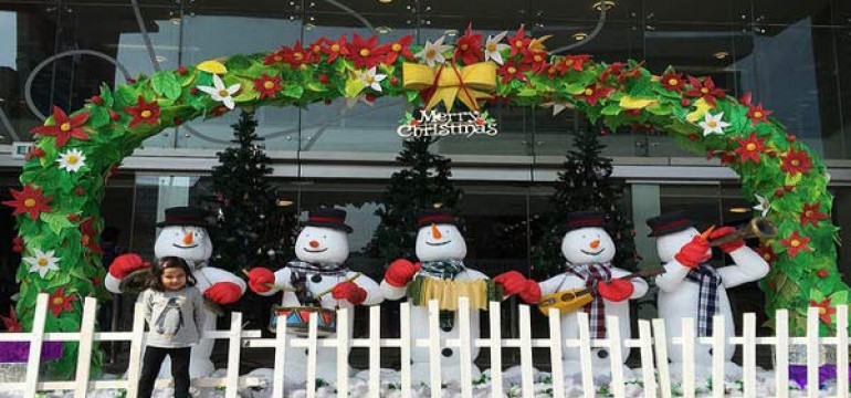 Famous Places To Celebrate Christmas In India