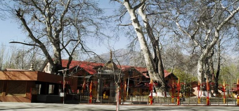 Famous Religious places in Srinagar