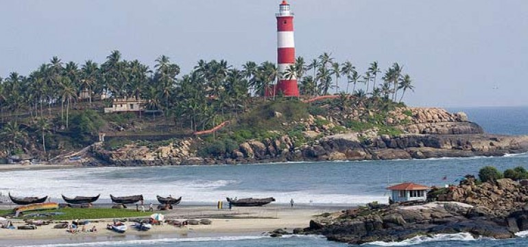 Famous Beaches in Kerala
