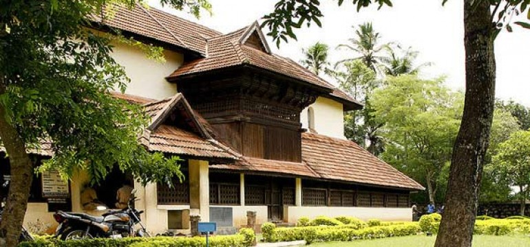 Famous Heritage Monuments in Kerala