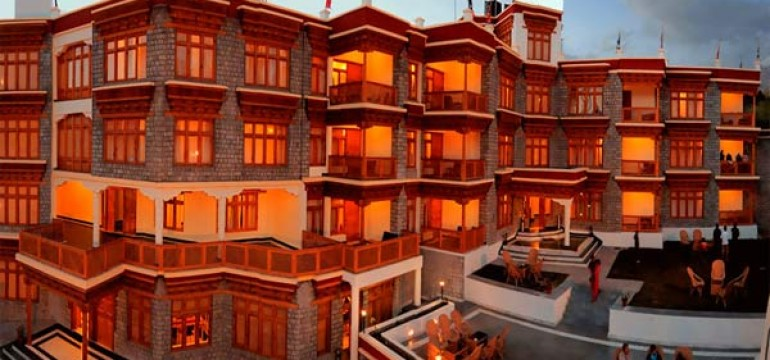 Famous Hotels in Leh – Ladakh