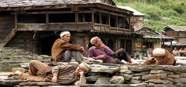 Famous Tourist Places in Manali