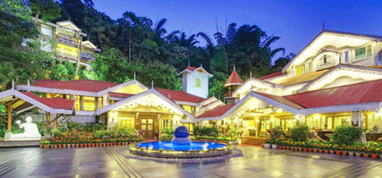 Top Luxurious Hotels in Gangtok