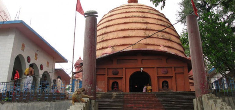 Famous Monument in Assam