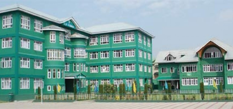 Top schools in Srinagar