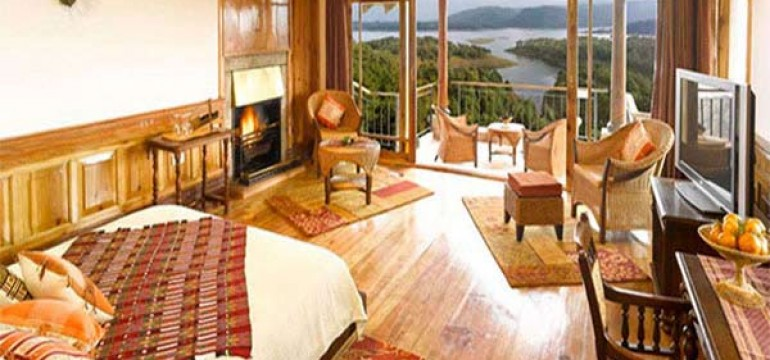 Famous Luxurious Hotels in Shillong