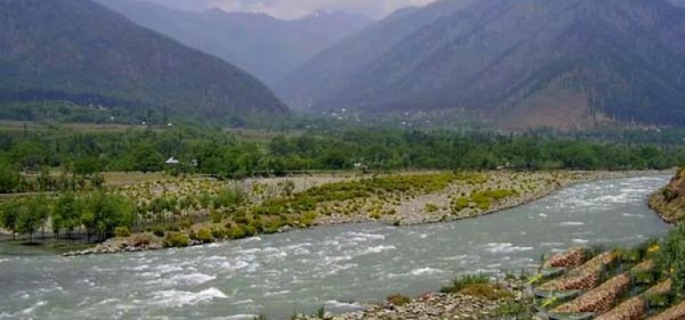 Famous Rivers in Jammu & Kashmir