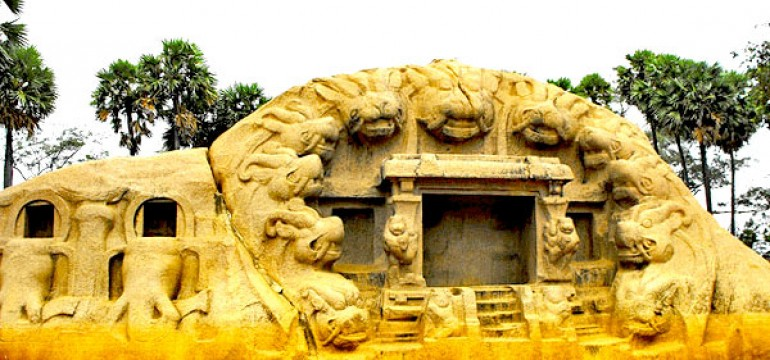 Top Tourist Places to Visit in Mahabalipuram