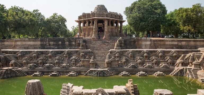 Famous Sun Temples in India