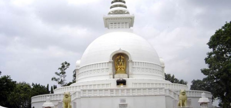 Famous Tourist Places in Rajgir