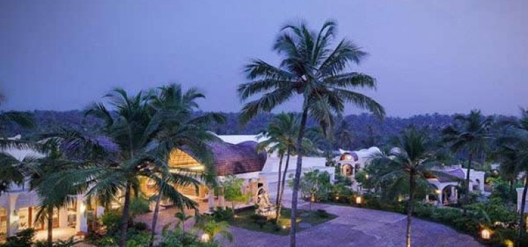 Famous 5 Star Hotels in Kerala