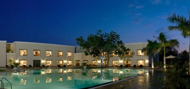 Famous 5 star Hotels in Khajuraho