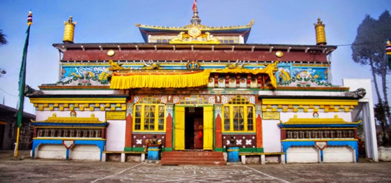 Famous Religious Places in Darjeeling