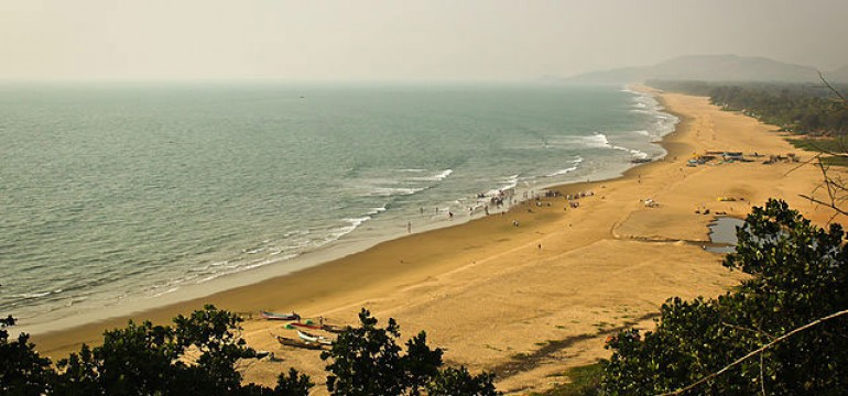 Top Beaches in Gokarna