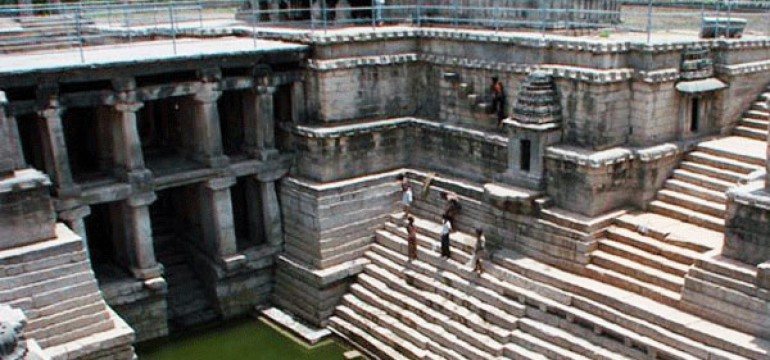 Famous Stepwells In India