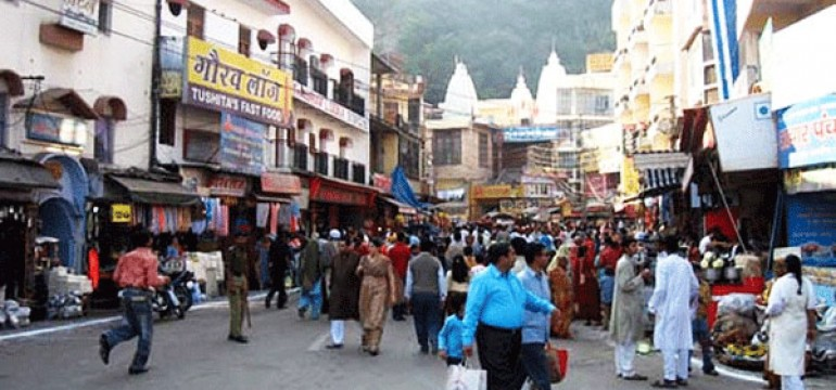 Famous Markets in Rishikesh