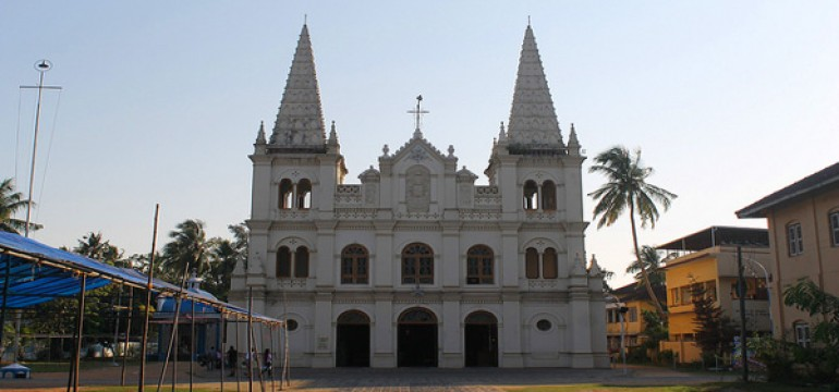 Top Monuments in Kochi