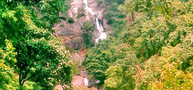 Top Waterfalls in Coimbatore