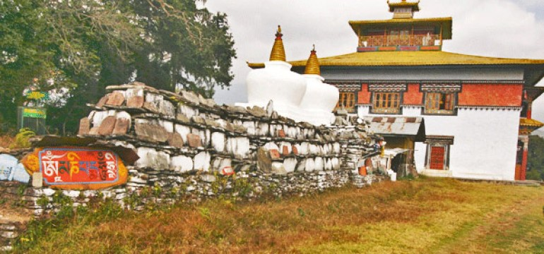 Top Monasteries in Gangtok