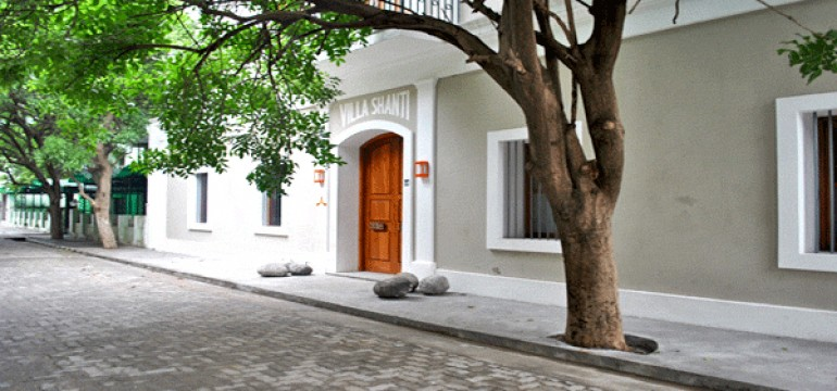 Famous Heritage Hotels in Pondicherry