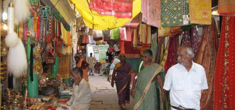 Top Shopping Markets in Varanasi