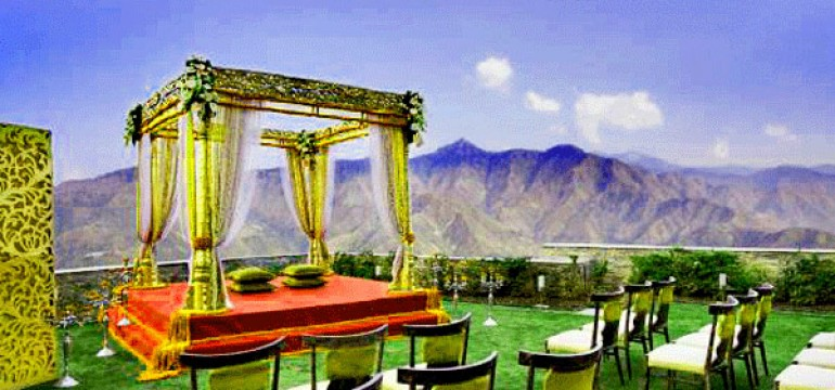 Popular Places For Destination Weddings In India