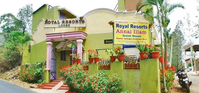 Famous Budget Hotels In Yercaud