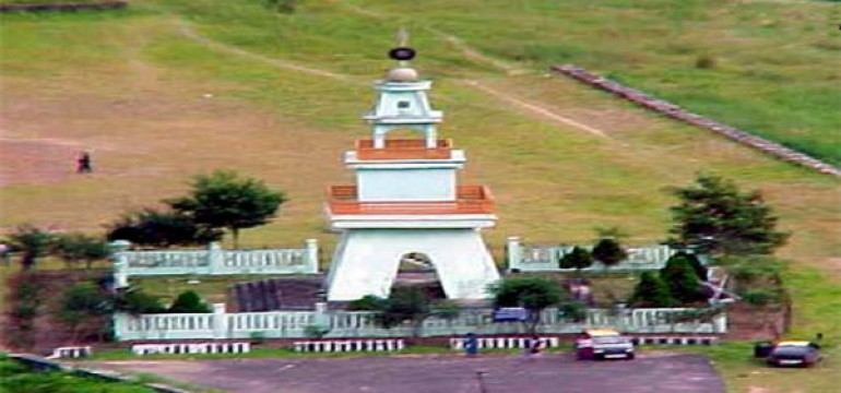 Famous Monuments in Shillong