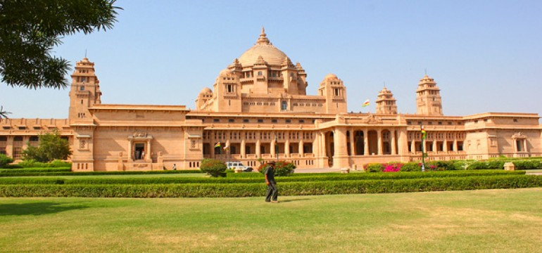 Popular Monuments in Jodhpur