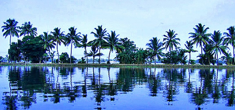 Top Lakes in India