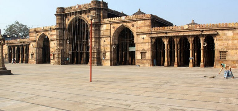 Top Tourist Places in Ahmedabad