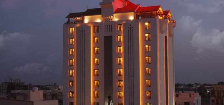Top 4 or 5 Stars Hotels in Rajkot