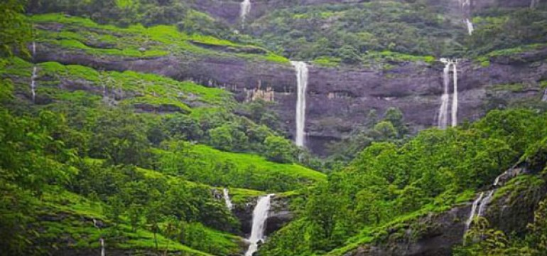 Famous Waterfall Around Pune