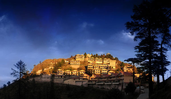 Famous Luxury hotels in Mussoorie