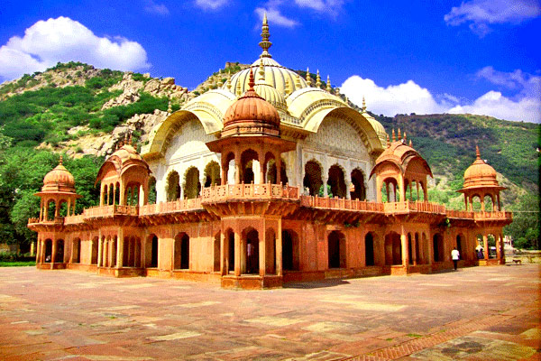 Top Tourist Places in Alwar