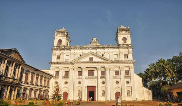 Most Famous Churches in Goa