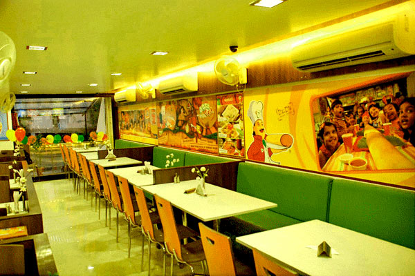 Top Restaurants in Coimbatore