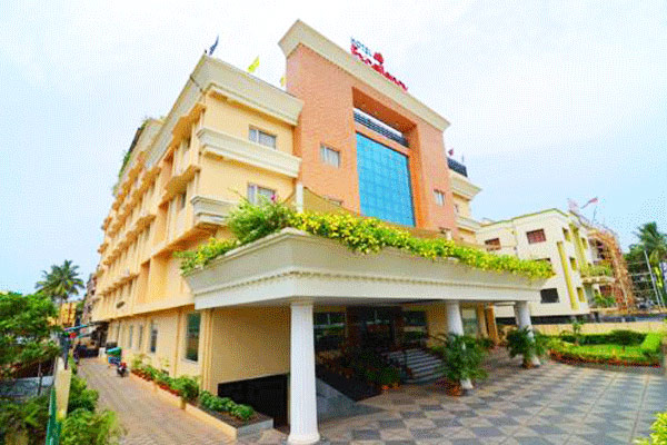 Top 5 Luxury Hotels In Bhubaneswar