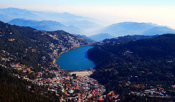 Famous Tourist Places in Nainital