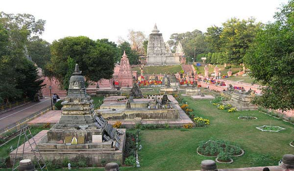 Famous Tourist Places in Bodh Gaya