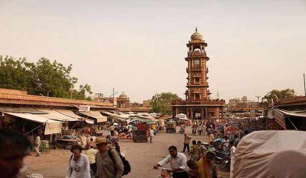Famous Shopping Markets  in Rajasthan
