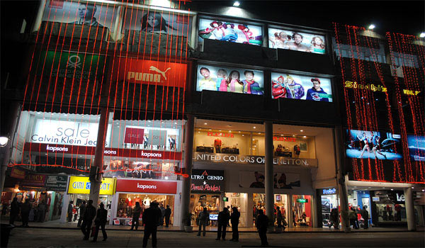 Famous Malls in Chandigarh