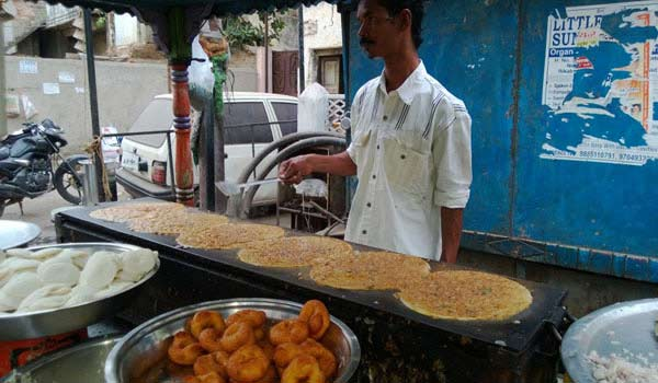 Famous Street Food Location in Hyderabad