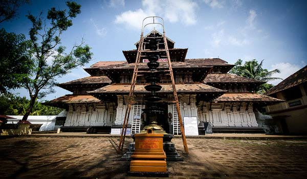 Most Famous Temples in Kerala