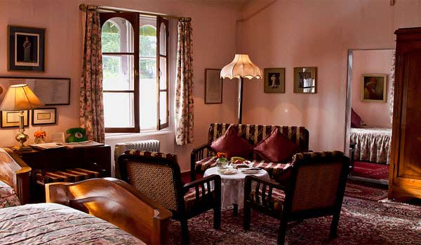Famous 5 Star Hotels in Darjeeling