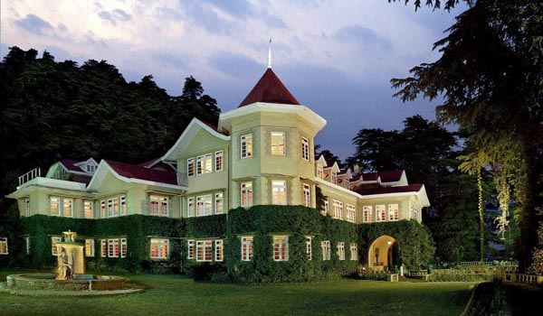 Famous Luxury Hotels in Shimla